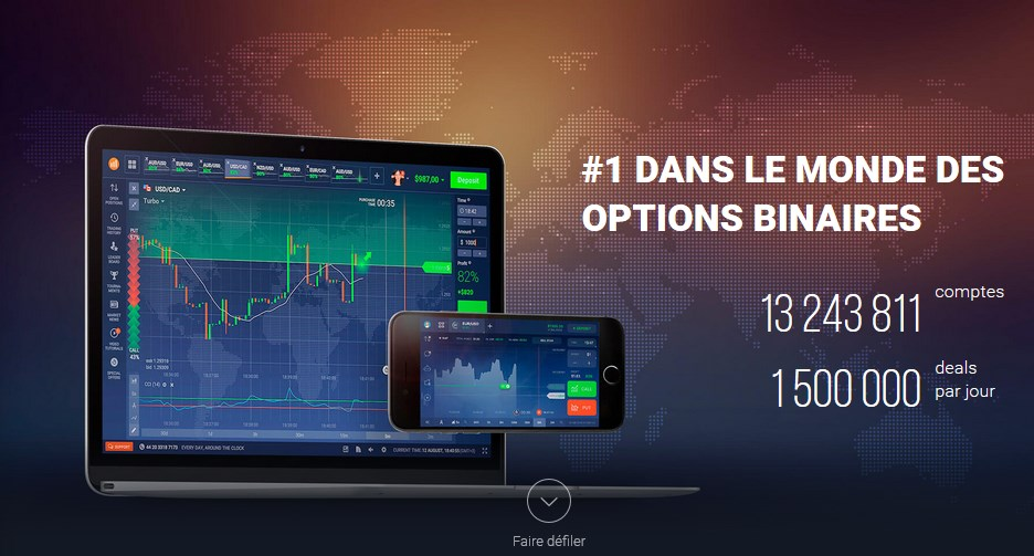 avis sur iq option 3 choses savoir absolument avant de trader. Black Bedroom Furniture Sets. Home Design Ideas