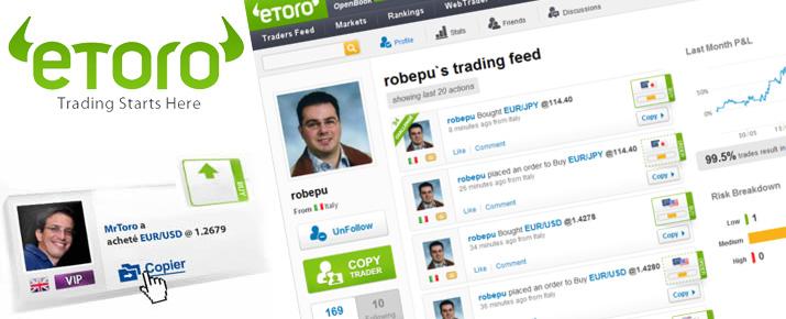 Popular Investor d'eToro