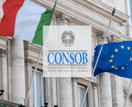 Binance n'est pas non plus autorisée en Italie !