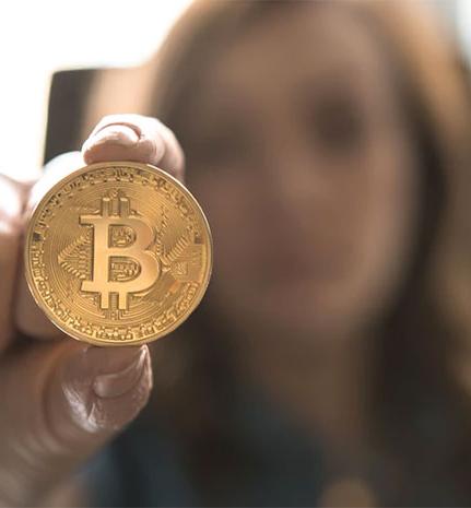 Les femmes, meilleures traders de crypto-monnaies…
