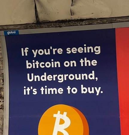 Les publicités sur les cryptos surveillées de près au Royaume-Uni