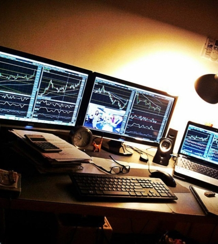 Où trader le Forex ?